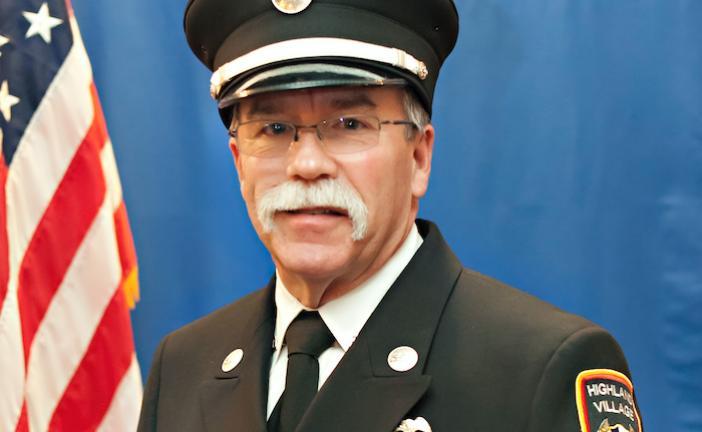 Highland Village to honor fireman battling cancer