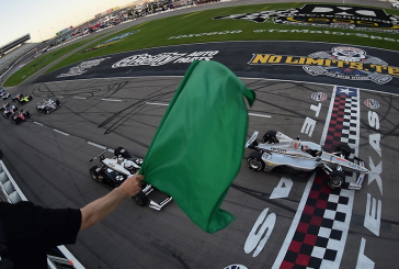 It's race weekend at Texas Motor Speedway