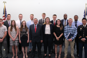 Burgess announces Class of 2023 service academy appointees
