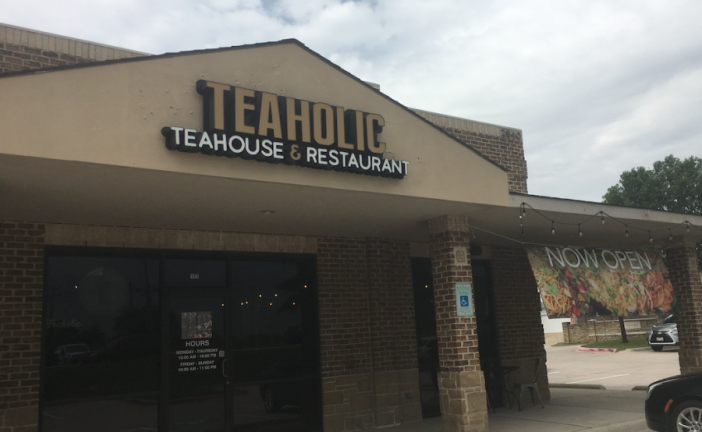 Teaholic opens in Highland Village
