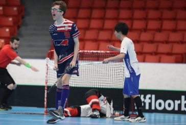 Floorball sweeping southern Denton County
