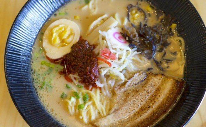 Foodie Friday: Ramen Mura in Flower Mound