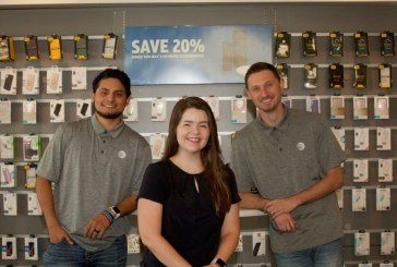 Energetic, knowledgeable staff powers AT&T store in Bartonville