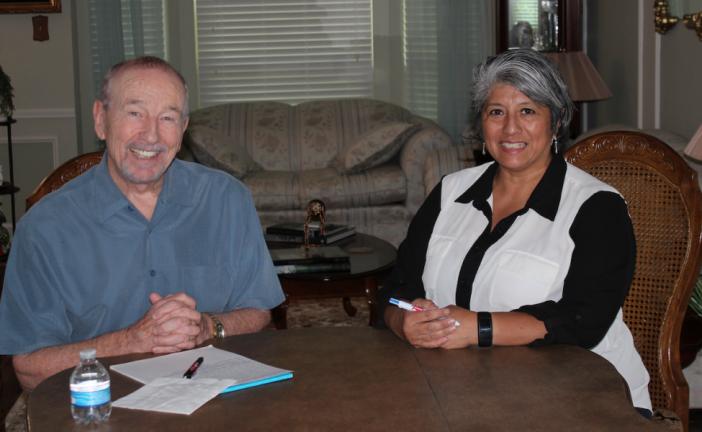 Weir: Dr. Anjelita Cadena — Denton County Democrat Party Chair