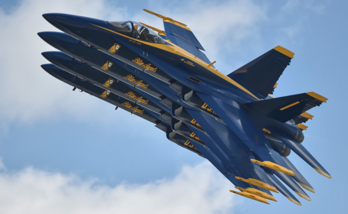 Tickets now available for Alliance Air Show, featuring the Blue Angels