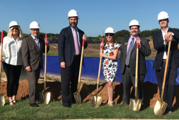 Founders Classical Academy breaks ground on high school in Flower Mound