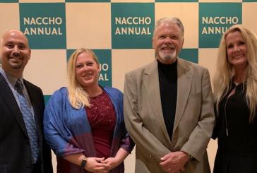 DCPH dental program named National Promising Practice