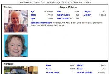 Update: Highland Village woman found safe
