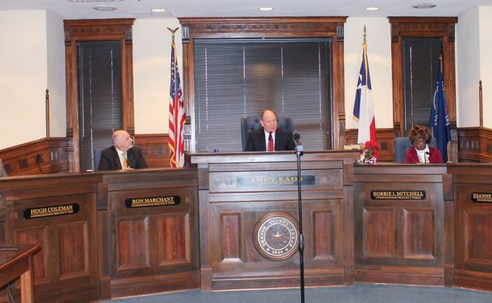 Commissioners: Denton County has no place for hate