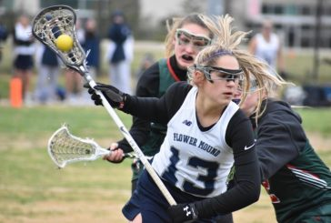 Lacrosse gaining popularity in southern Denton County