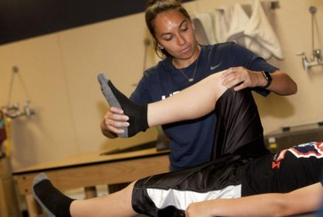 Local athletic trainers ensure success on the field