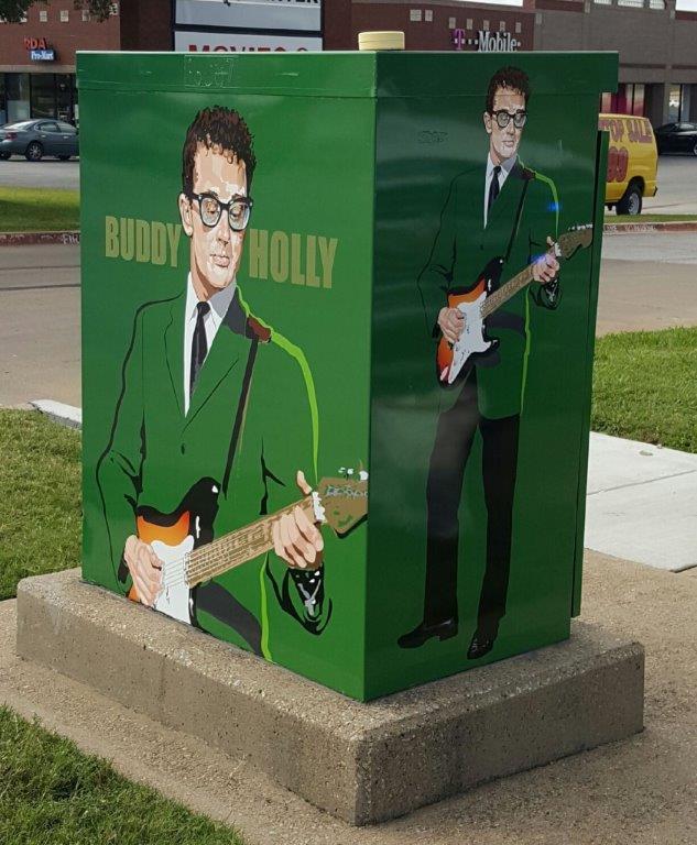 Flower Mound seeks artists for traffic signal box public art