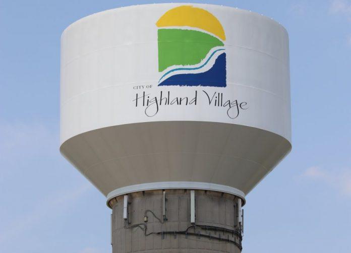 Highland Village Water Tower