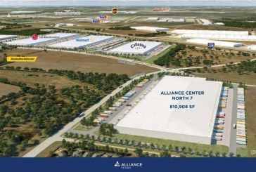 Hillwood to build speculative industrial buildings in Denton County