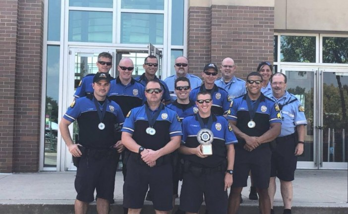 FMPD wins Keller's bicycle 'Race to End Child Abuse'