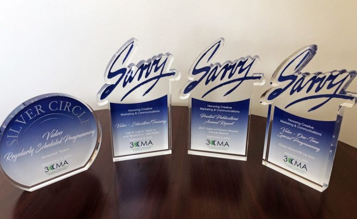 Flower Mound Communications wins national awards