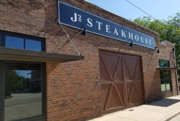 Lewisville steakhouse is a finalist for downtown design award