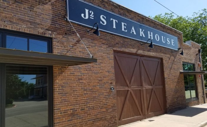 Lewisville steakhouse wins downtown design award