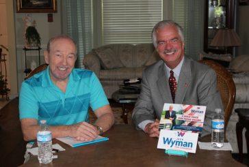Weir: Jack Wyman running for Congress in 26th District