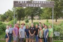 Community garden grows with purpose