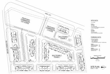 Denton P&Z denies Brush Creek zoning request