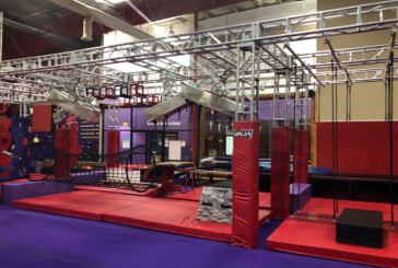 Ninja Warrior Training Center opens at Win Kids