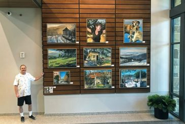 Arts: Flower Mound Town Hall art display