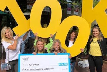 Local nonprofit Ally's Wish receives $100k donation