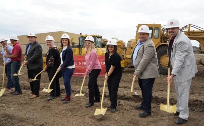 Argyle ISD breaks ground on next phase of new high school