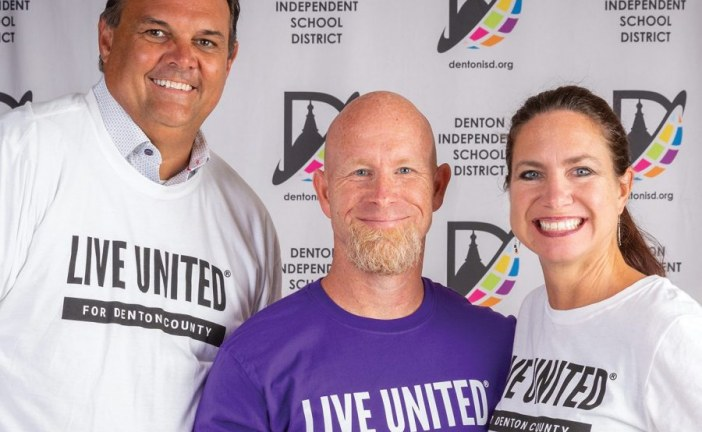 DISD and United Way kick off annual Giving Campaign
