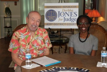 Weir: Derbha Jones running for Judge of the 431st District Court