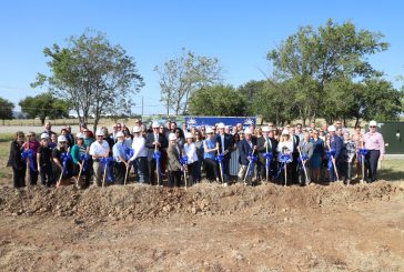 Northwest Metroport Chamber breaks ground on new office building