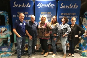 Local travel agency attends Sandals workshop