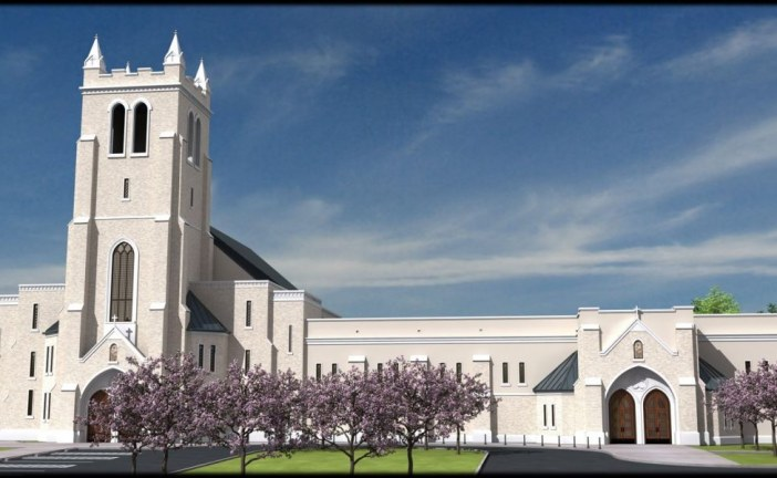 St. Philip Catholic Church moving to west Flower Mound