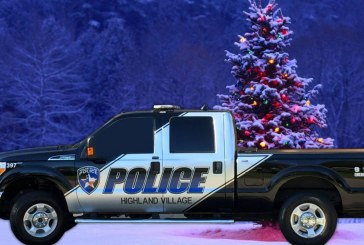 Highland Village police, fire departments running toy and food drive
