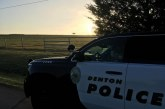 Denton officer charged with distribution of child pornography
