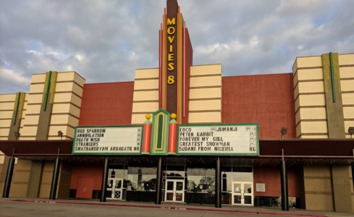 Movies 8 in Lewisville to close Sunday