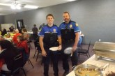 First responders join local church for Thanksgiving dinner