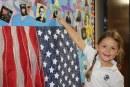 Local preschool students honor veterans