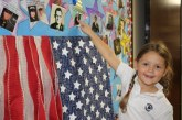 Local preschool students honor veterans