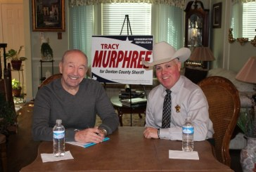 Weir: Sheriff Tracy Murphree running for re-election
