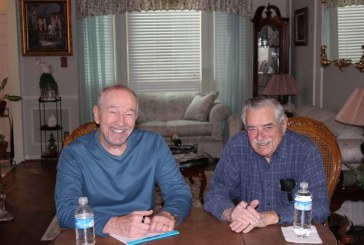 Weir: Doug Brown – an attitude of gratitude