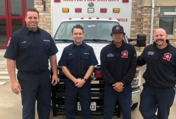 Argyle Fire District adds second ambulance