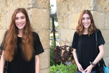 Local woman donates hair to Wigs for Kids