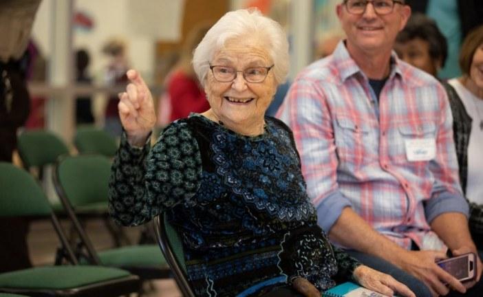 Lantana school celebrates namesake's 100th birthday