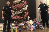 FMPD's Santa Cops deliver 1,100 toys to local kids