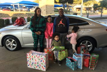 Local single mom receives donated car