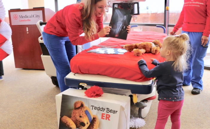 Local hospital to host Teddy Bear ER Clinic