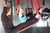Experience the health benefits of aerial arts