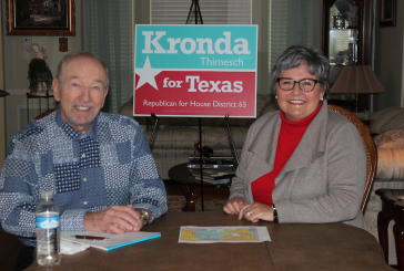 Weir: Kronda Thimesch running for Texas State Rep.